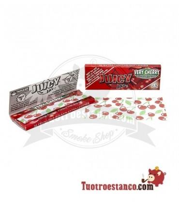 Papel Juicy Jay sabor Cereza 1 1/4 78 mm