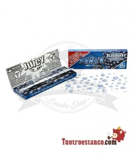 Papel Juicy Jay sabor Arándanos 1 1/4 78 mm