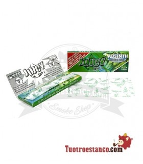 Papel Juicy Jay sabor Absenta 1 1/4 78 mm