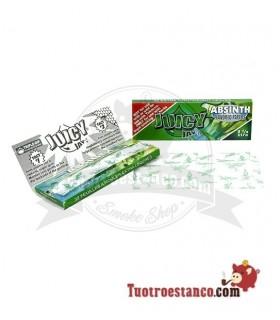 Papel Juicy Jay 1 1/4 78 mm sabor Absenta