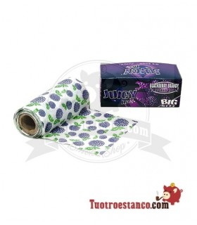 Papel Juicy Jay sabor Mora Rollo 5 m