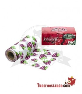 Papel Juicy Jay sabor Frambuesa Rollo 5 m