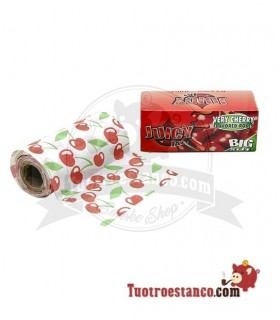 Papel Juicy Jay sabor Cereza Rollo 5 m