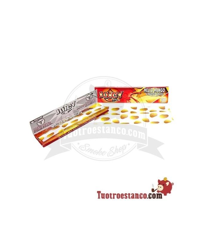 Papel Juicy Jay King Size 110 mm sabor Mango