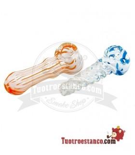 Pipa Mini de cristal 9 cm