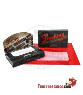 Papel Smoking Delux 300 de 78 mm