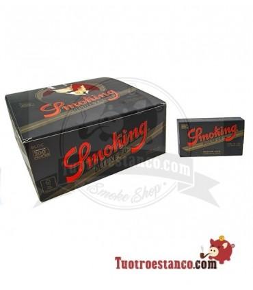Papel Smoking Delux 300 de 78 mm - 40 libritos