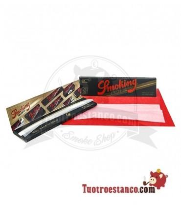 Papel Smoking Delux King Size de 110 mm