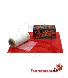 Papel Smoking Deluxe Rollo 4m