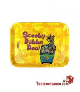 Bandeja Bambú Scooby Doo 19 x 15 cm