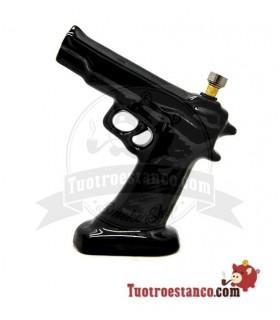 Bong Cerámica Pistola 22 cm