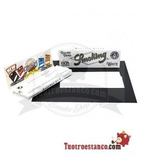 Papel Smoking Blanco Nº8 de 70 mm