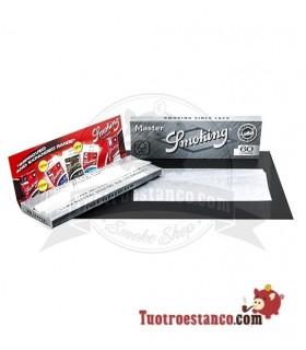 Papel Smoking Plata Nº8 de 70 mm