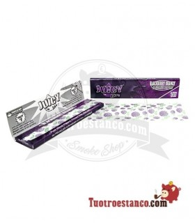 Papel Juicy Jay sabor Mora King Size 110 mm