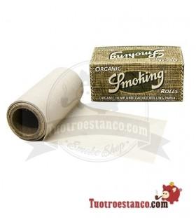 Papel Smoking Orgánico Rollo de 4 m