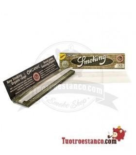 Papel Smoking Orgánico King Size de 110 mm