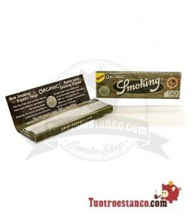 Papel Smoking Orgánico 1 1/4 de 78 mm