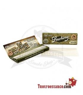 Papel Smoking Orgánico Nº8 de 70 mm