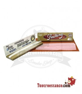 Papel Smoking Oro King Size de 110 mm