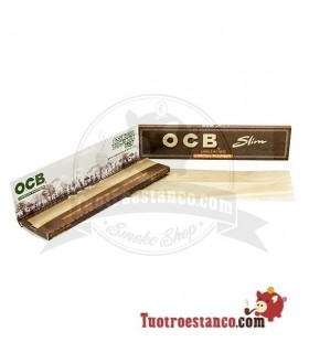 Papel OCB Virgin Slim de 110 mm
