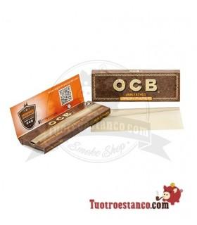 Papel OCB virgin Nº8 - 70 mm