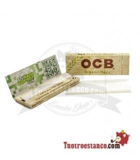Papel OCB Orgánico Nº1 de 70 mm