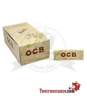 Papel OCB Orgánico Nº1 de 70 mm - 50 libritos