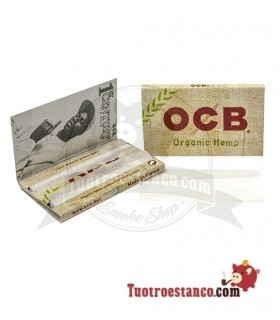Papier OCB Bio Nº4 Double Fenêtre 70 mm