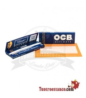 Papel OCB Ultimate 1 1/4 de 78 mm