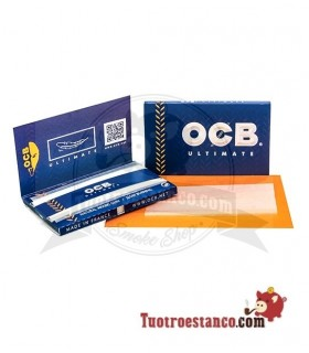 Papel OCB Ultimate Doble Ventana de 70 mm