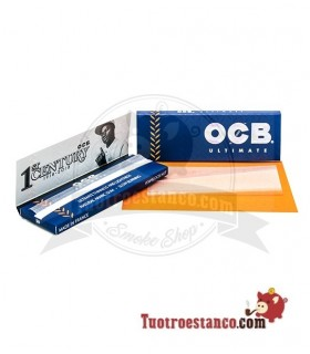 Papel OCB Ultimate Nº 8 de 70 mm