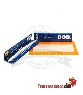 Papel OCB Ultimate King Size de 110 mm
