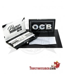 Papel OCB Nº4 Premium Doble Ventana