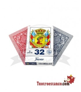 Baraja de cartas Fournier Catalanas nº32 50 cartas