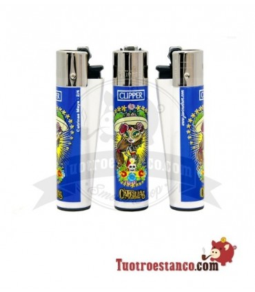 Clipper Catrinas Maya