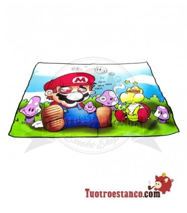 Pañuelo Decorativo Trippy Troopa Mario