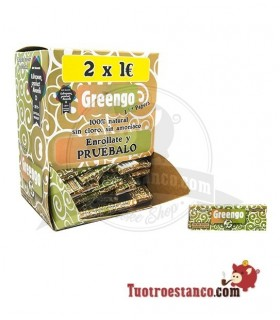 Expositor Greengo 2 x 1€ (1 x 100)