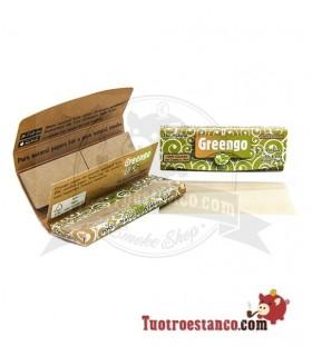 Papel Greengo 1 1/4 de 78 mm + Tips
