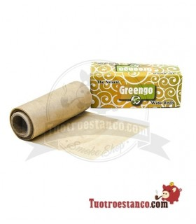 Papel Greengo Rollo 4 m de 53 mm