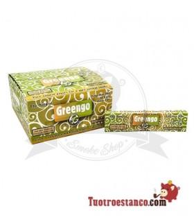 Papel Greengo King Size Slim + Cartón Filtro