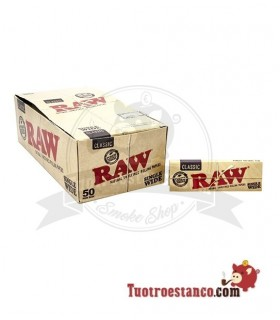 Paper RAW No. 8, 70 mm - 50 booklets
