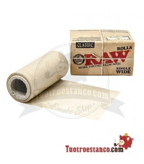 Papel RAW Rollo de 5 m