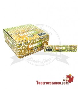 Papel Greengo King Size Slim de 110 mm - 50 libritos
