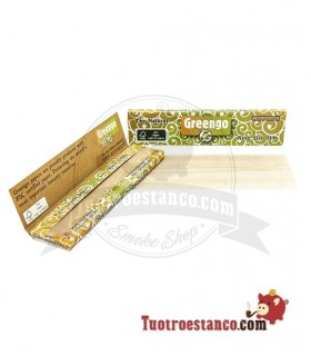 Papel Greengo King Size Slim de 110 mm