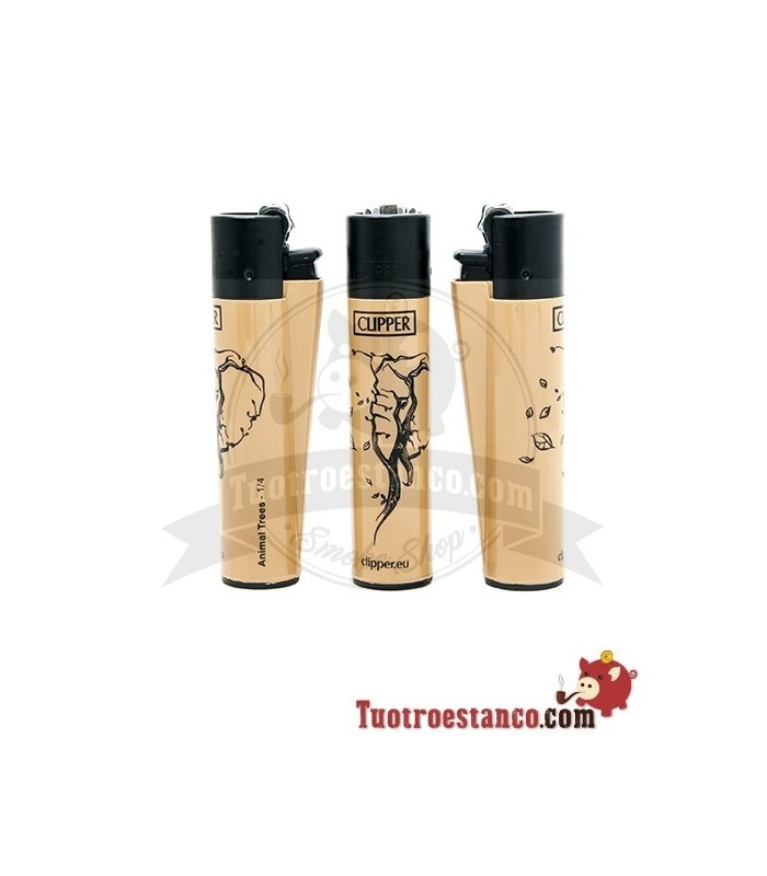 Clipper 4 Twenty Coleccionable Animal Trees
