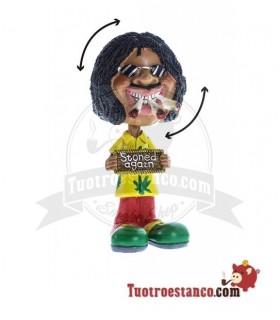 Figura Cabeza Móvil Rastaman