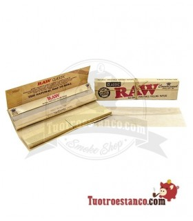 Papel RAW King Size de 110 mm + Tips
