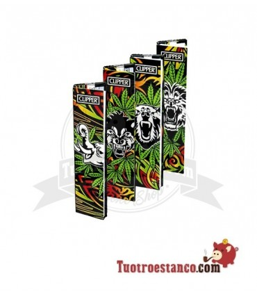 Papel Clipper Coleccionable KingSize + Tips Wild Weed