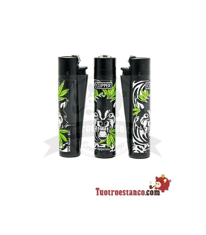 Clipper 4 Twenty Coleccionable Wild Weed