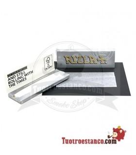 Papel Rizla + Plata Regular de 70 mm